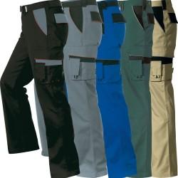 Wikland pantalon tricolore