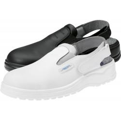 chaussures de sécurité S1 avec coquille en acier